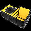 Органайзер в автомобиль с охлаждающим отсеком (черный), фото 3