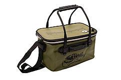 Сумка рибальська Tramp Fishing bag EVA Avocado - S