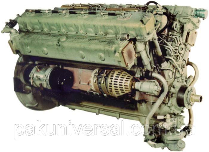 Клапан выпускной двигателя 1Д12, 1Д6, 3Д6, Д12,  В46-2, В-46-4, В-55.(306-07-3)