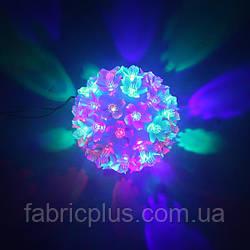 Шар - гирлянда  новогодний  50  ламп