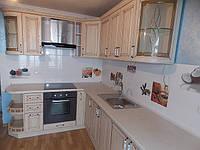 Кухни на заказ из массива дерева (Светлана), фото 1