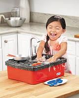 Игровая Раковина с Плитой и водой Little Tikes 635557M