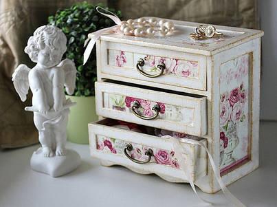 Декор для мебели и шкатулок
