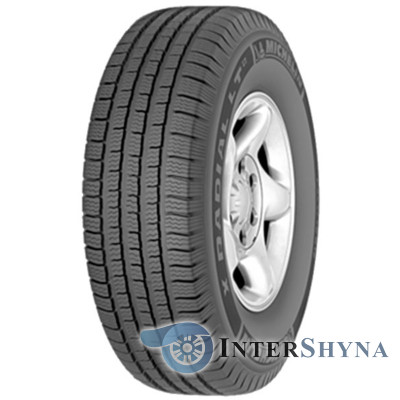 Шины всесезонные 235/75 R15 108T XL Michelin X-Radial LT2