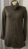 Платье женское теплое кофта акрил мини бренд Flash Lights р.48-50 4327