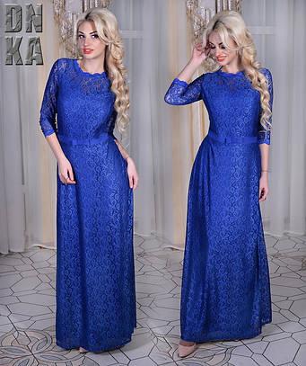 Женское платье №26-д792 БАТАЛ