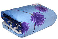 Одеяло из шерсти мериноса, пл. 300, бязь, арт. 24, 200*215