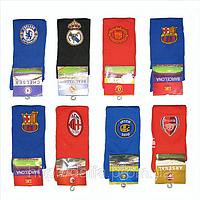 Спортивные футбольные гетры для подростков (клубные).