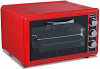 Духовка электрическая (тостерная) Saturn ST-EC1075_Red