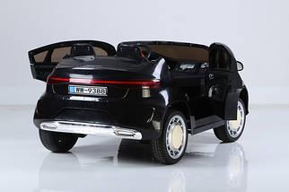 Двухместный детский электромобиль Mercedes GLE колеса EVA, дитяий електромобіль мерседес, фото 3