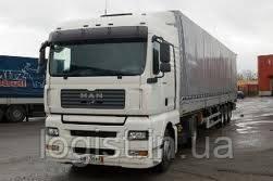 Грузоперевозка грузов по Луганской области- 20-ти тонниками