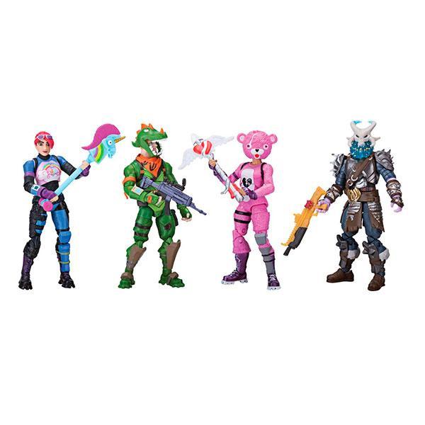 Ігрова колекційна фігурка Jazwares Fortnite Squad Mode
