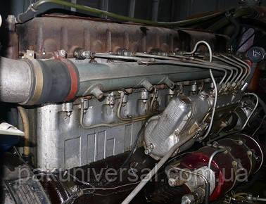 Клапан выпускной двигателя 1Д6, 3Д6, Д12, 1Д12, В46-2, В-46-4, В-55. (306-07-3)