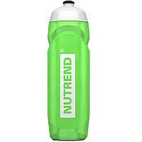 Спортивная бутылка Nutrend зелёная 750 ml , фото 1