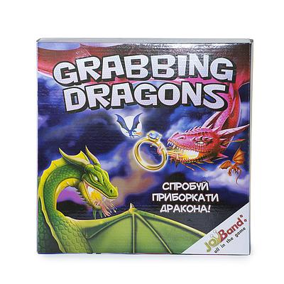 Настольная игра JoyBand для детей 6-13 лет Укрощение драконов (90200Т) (4897021190249)