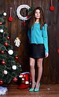"""Молодежное стильное  платье   """"176"""", фото 1"""