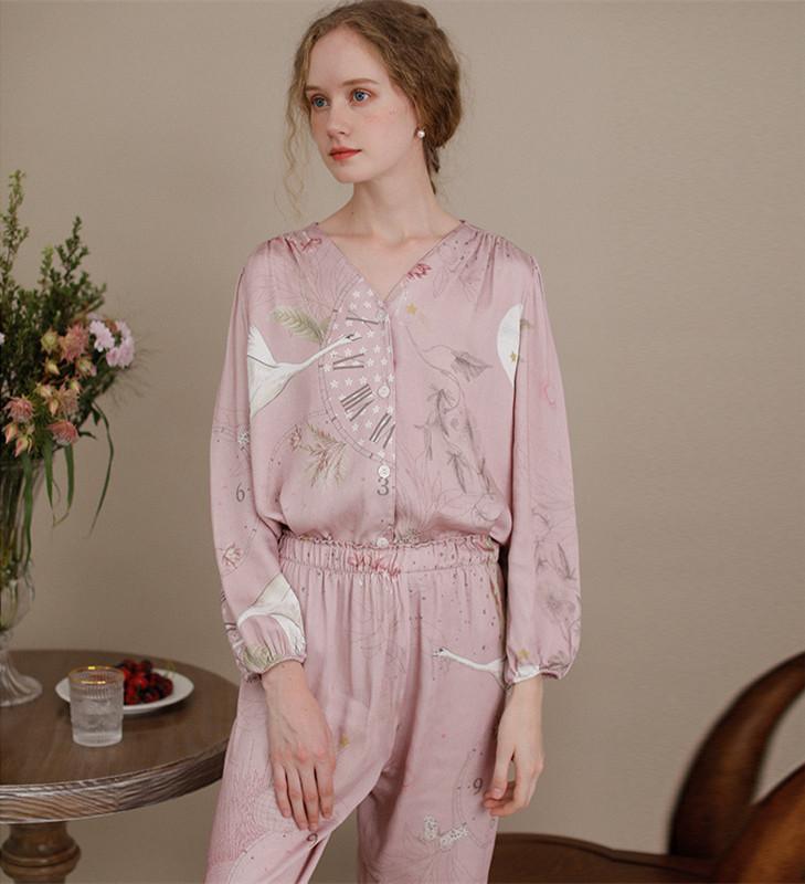 Пижама женская Dream time Berni Fashion (S)