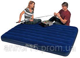 Intex 64759 Надувной матрас 203 х 152 х 25 см