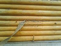 Конопатка натуральна в стрічці шир.12 см довжина 25 м для зрубів дерев'яних будинків,лазень,саун - Упаковка 100 м, фото 1