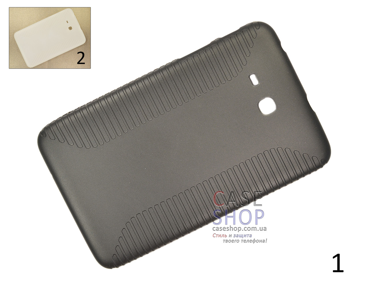 Силиконовый чехол для Samsung Galaxy Tab 3 Lite 7 T110/T111