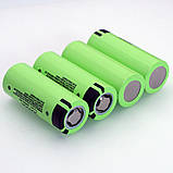 Аккумулятор PANASONIC 26650A 5000mAh 20A Li-Ion без эффекта памяти на 1000 циклов, Оригинал, Реальная емкость, фото 2