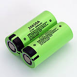 Аккумулятор PANASONIC 26650A 5000mAh 20A Li-Ion без эффекта памяти на 1000 циклов, Оригинал, Реальная емкость, фото 3