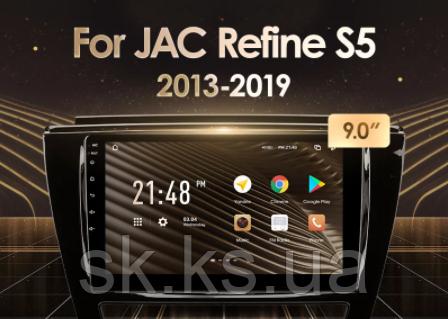 Junsun 4G Android магнітола для Chevrolet Tracker 3 2013 - 2020