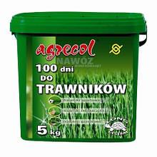 Удобрение 5 кг 100 дней  для газона  Agrecol