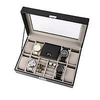 Шкатулка органайзер для хранения часов, фото 1