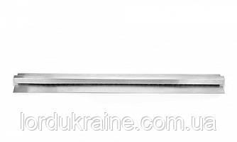 Настінний тримач для рахунків та чеків 300 мм хромований алюміній