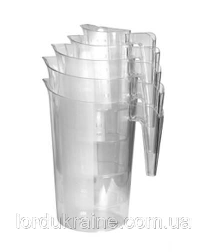 Чаша мерная, штабелируемая 5 л