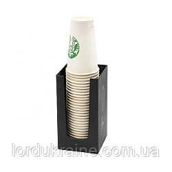 Диспенсер для бумажных стаканов или крышек