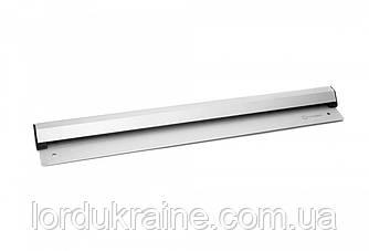 Настінний тримач для рахунків та чеків 910 мм хромований алюміній