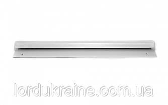 Настінний тримач для рахунків та чеків 1220 мм хромований алюміній