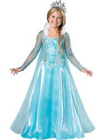 В наличии появилось платье Эльзы (Холодное сердце)