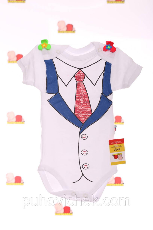 Боді з краваткою