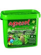 Удобрение 5 кг для хвои Agrecol