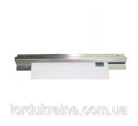 Настінний тримач для рахунків та чеків 600 мм нержавіюча сталь
