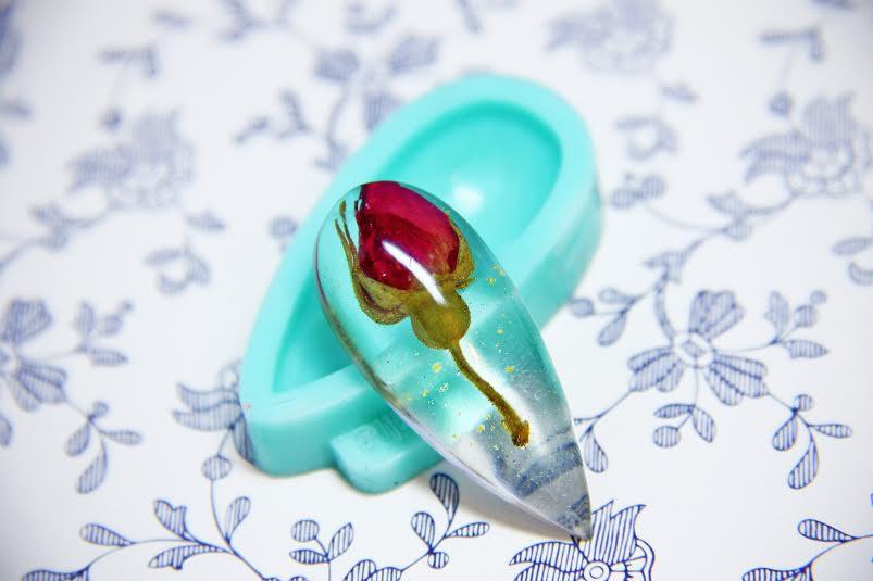 Прозрачная ювелирная эпоксидная смола МеджикКристал Зеро Magic Crystal ZERO(уп. 1500 г)