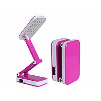 Настільна лампа світлодіодна LED-666 TopWell, рожева