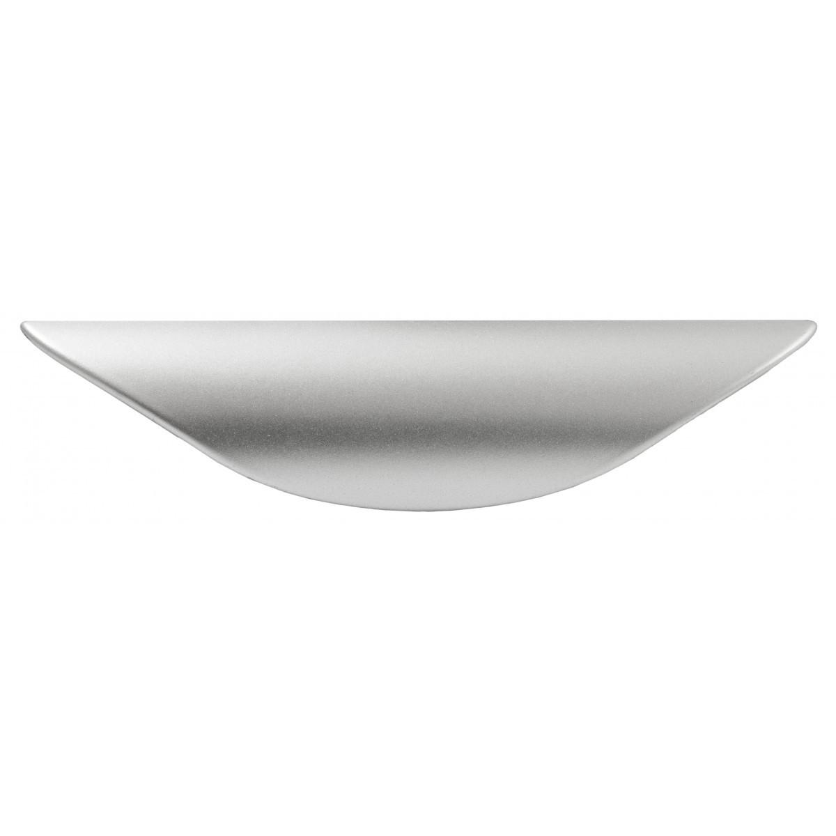 Ручка мебельная Ozkardesler 5117-03 MIDYE 96мм Матовый Хром