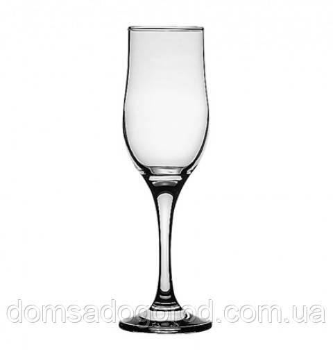 Набір келихів для шампанського Pasabahce Tulipe 200мл, 6шт 44160