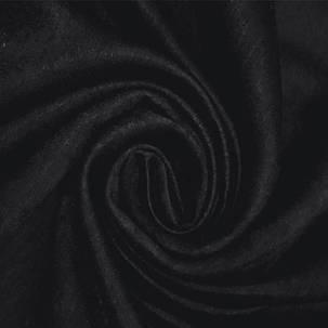 Шторы Данго, софт-велюр(Черный+Белый), фото 2