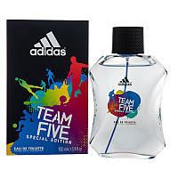 Вода туалетная Adidas 100 мл Team Five