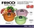 Кастрюля FRICO FRU-849 4.2 л