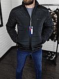 Куртка Puma демисезон чёрная, фото 2