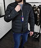 Куртка Puma демисезон чёрная, фото 3