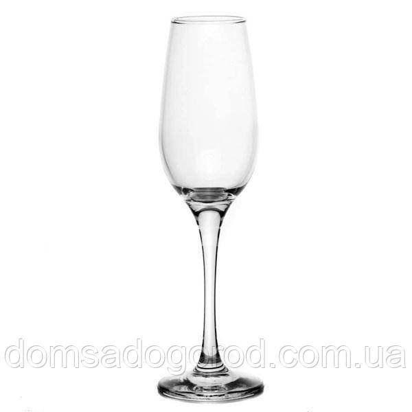 Набір келихів для шампанського Pasabahce Amber 210 мл, 6 шт 440295