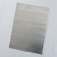 Виброизоляция VIZOL 2.0 мм  (размер 700х500)