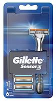 Станок Gillette Sensor3 (6)